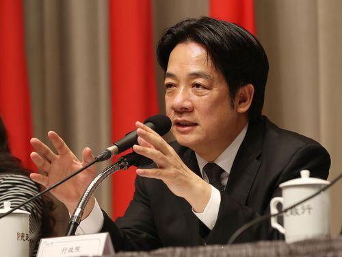 「台湾」名義での東京五輪出場 頼行政院長「さらなる努力必要」