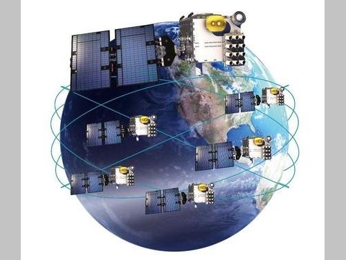 衛星が軌道に乗った後のイメージ図=国家宇宙センター提供
