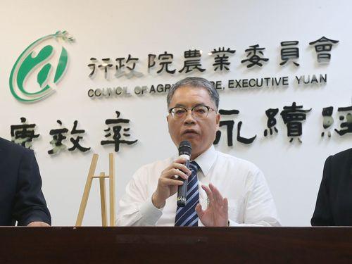 農業委員会動植物防疫検疫局の施泰華副局長