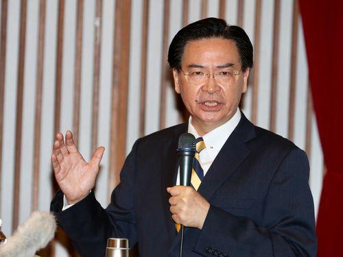 呉ショウ燮外交部長
