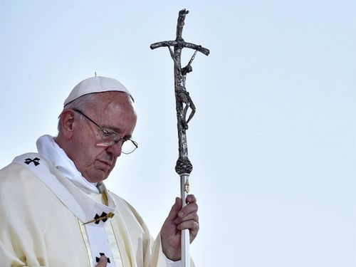 フランシスコ法王=法王のIGより