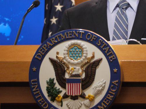 米国務省の紋章