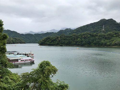 石門ダム=北区水資源局提供