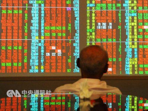 台湾株、序盤大幅上昇  高雄の建設関連やアップル関連けん引