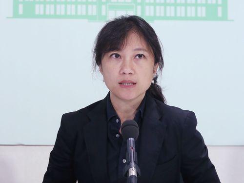 行政院のKolas Yotaka報道官