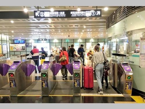 桃園メトロ(MRT)は1日から、スマートフォンで乗車券を購入できるアプリ「桃捷TICKETS」の無料配信を開始
