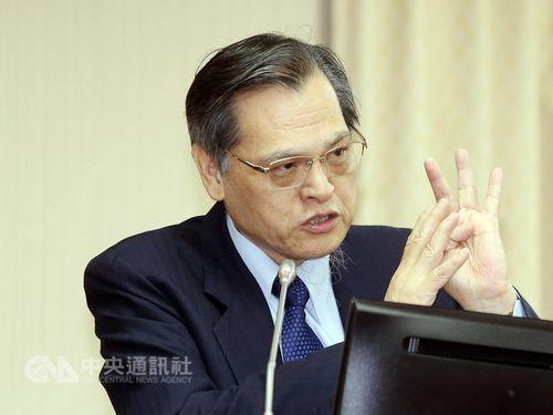大陸委員会の陳明通主任委員