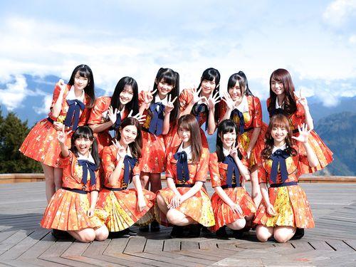 今年、再スタートを切ったAKB48の海外姉妹グループ「AKB48 Team TP」=好言娯楽提供