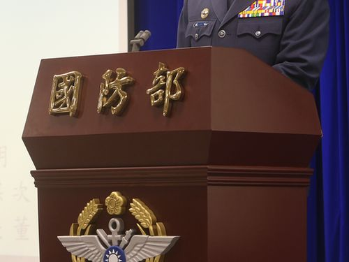 中国の新ミサイル試射成功「台湾海峡に照準」と報道  国防部が否定