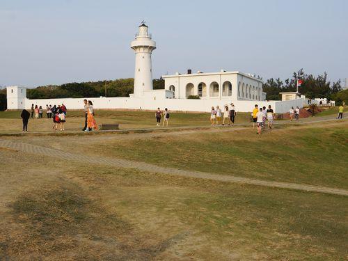 鵝鑾鼻(ガランピ)灯台