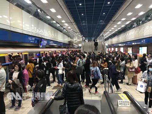 累計利用客数100億人突破間近の台北メトロ