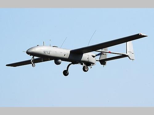 台湾が自主開発した無人偵察機「鋭鳶」