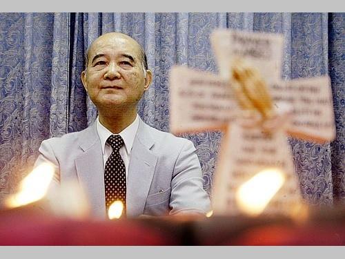 高俊明さん=2006年撮影