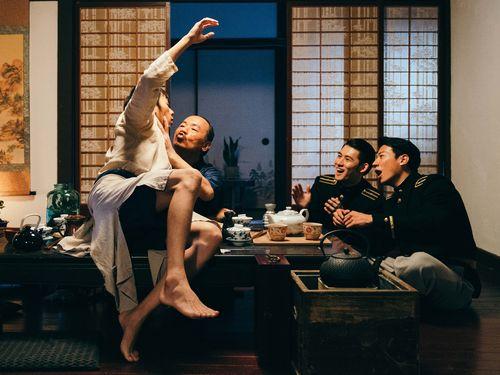 ドラマ「日據時代的十種生存法則」の劇中写真=客家テレビ提供