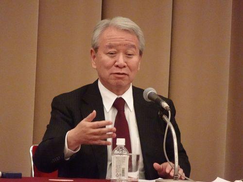 田中明彦氏