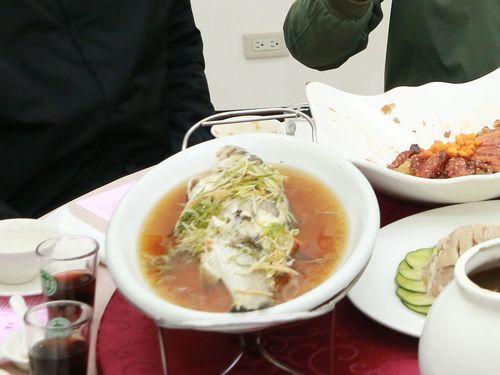 台湾のお正月料理に欠かせない一品である魚料理=資料写真