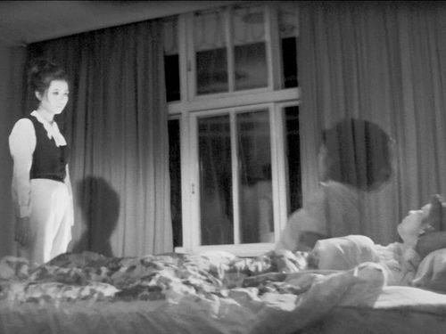 台湾語映画「地獄新娘」(1965年)の劇中写真=国家映画センター提供