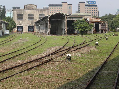 台北機廠鉄道博物館
