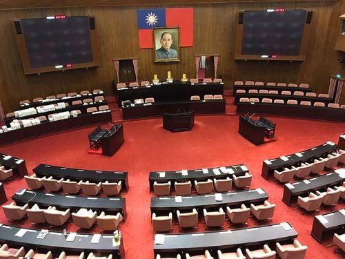 立法院議場(資料写真)