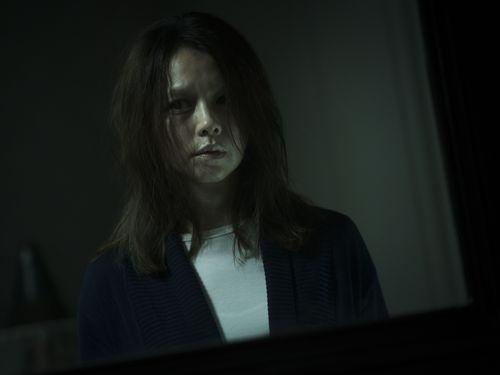 ホラー映画「人面魚:紅衣小女孩外伝」主演のビビアン・スー=台北映画祭提供