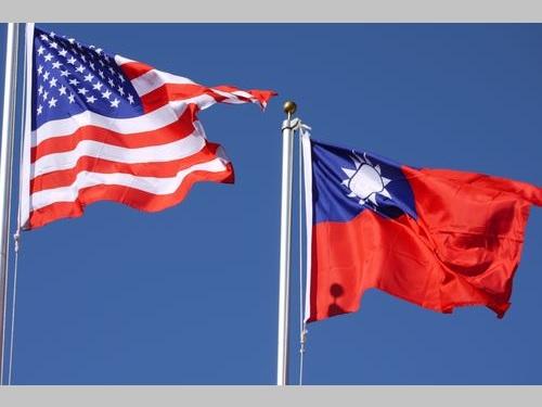 対米窓口改称、「台湾米国」と明記へ  蔡総統「強固な関係示す」