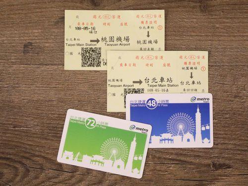 6月1日から発売される台北メトロと国光バスの乗車券セット=台北メトロ提供