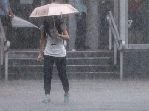 前線停滞の影響で台湾各地で大雨の恐れがある=資料写真