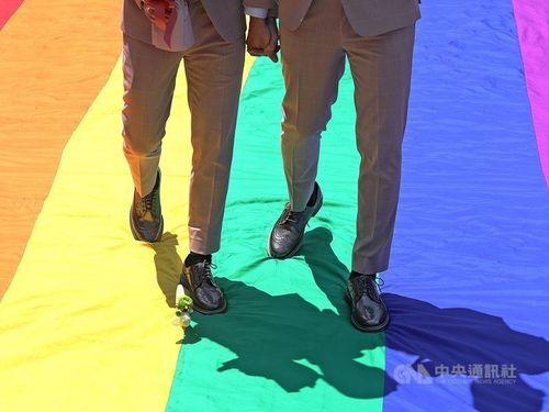 同性カップルのイメージ