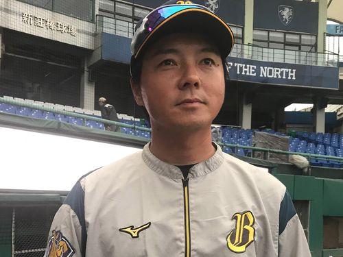 元阪神の林威助・中信2軍監督