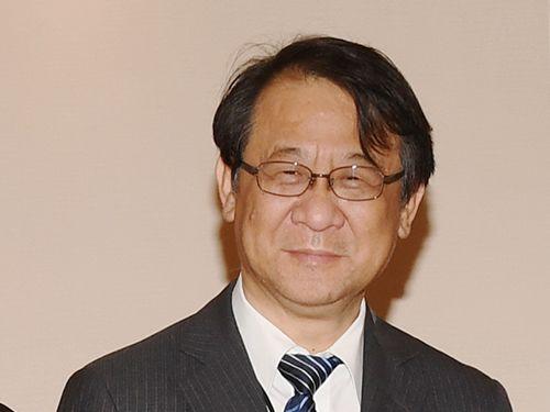 日本台湾交流協会台北事務所の泉裕泰代表=資料写真