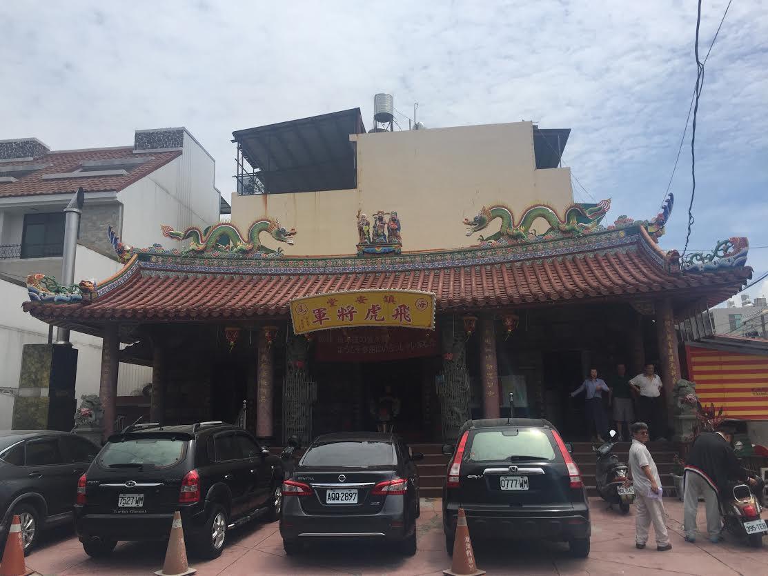 日本軍人を祭る飛虎将軍廟 地元関係者「精神を伝えたい」/台湾・台南