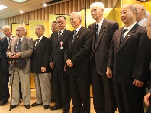 「日本は私たちを忘れなかった」台湾の元少年工に勲章伝達
