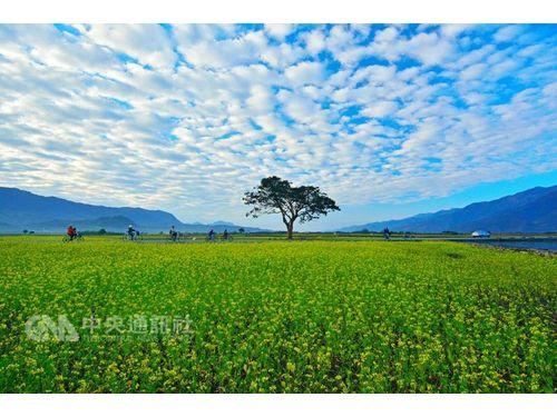肺にごほうび GWは空気がきれいな台湾東部へ