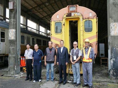 日本統治時代の台北鉄道工場、一般公開始まる