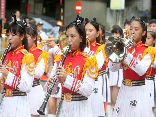 ヘアバンドにご注目~台北ユニバのマスコットだよ♪