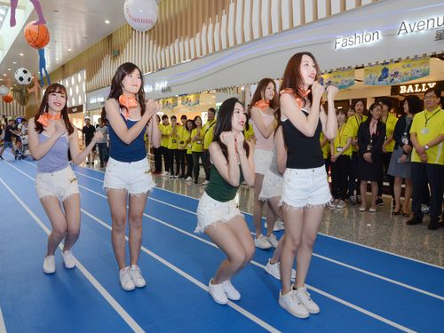 台北ユニバ開催間近 空港でも応援イベント