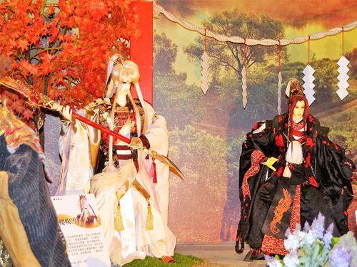 台湾の伝統的人形劇の特別展、南部・高雄で開催