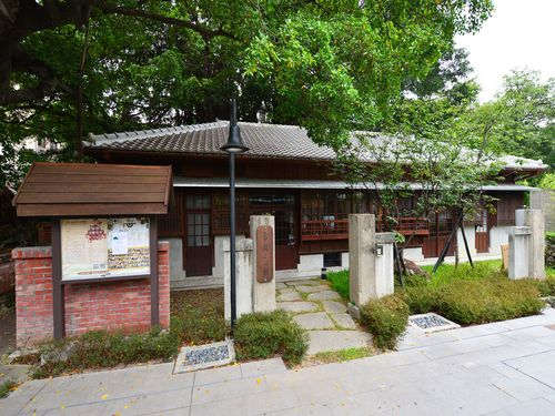 日本統治時代の警察宿舎をリノベ、人気観光地に
