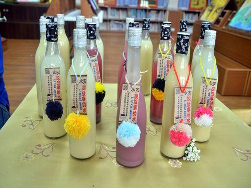 東部の小学生、卒業記念で先住民の酒を醸造