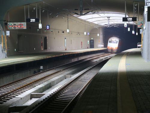 花東線で唯一の地下駅「林栄新光駅」7月10日に開業