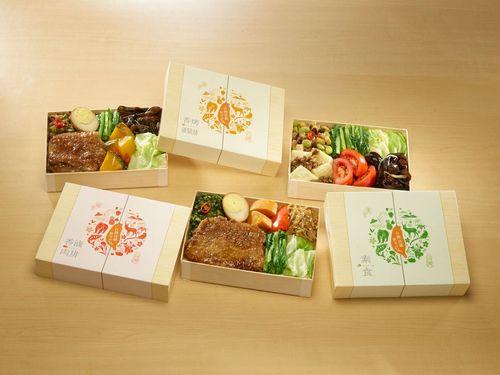 台湾新幹線、美食展で駅弁を格安販売 未公開の新パッケージもお披露目
