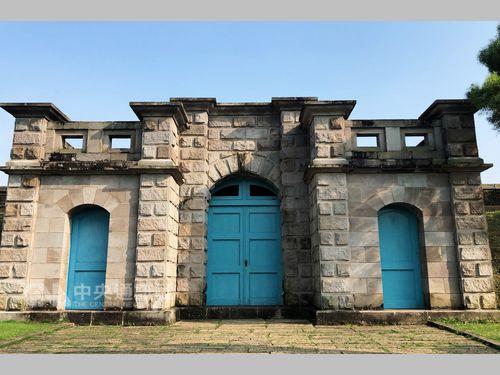 日本統治時代建設の国定古跡「台南水道」でコウモリ見学はいかが?