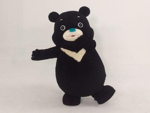 台北市マスコット「熊讃」MV公開 元気に踊る姿披露