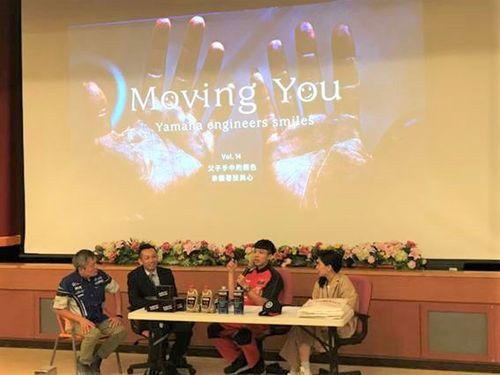 二輪整備士の世界大会で優勝した台湾人学生、自身の記録動画を同窓とシェア
