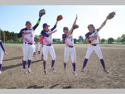 日本女子プロ野球、京都フローラのシェー・ユーイン 2年目の意気込み語る