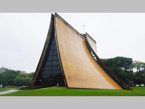 米建築家、イオ・ミン・ペイ氏が台湾に残した美しい教会