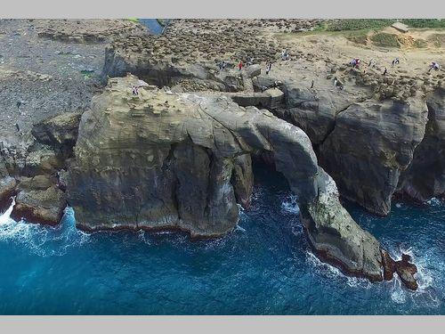 象の鼻に見える奇岩、地元が文化財登録に意欲