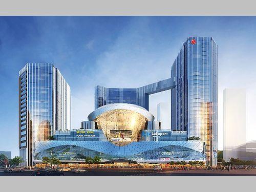 台湾初のららぽーと、着工へ 2021年開業予定