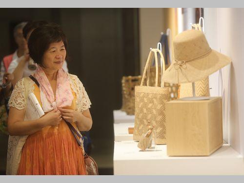 地方工芸の日台交流展、台北で開催