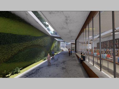 国家音楽ホールとナショナルシアター、近い将来MRT駅と直結